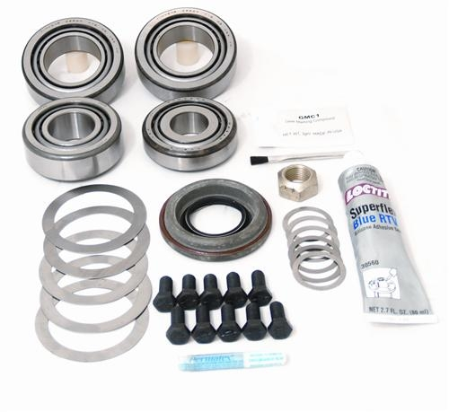 Installation Kits & Parts