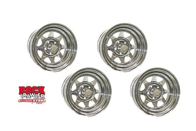 Series 83 Chrome Spoke Wheels