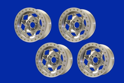 Trail Gear Beadlock Wheels