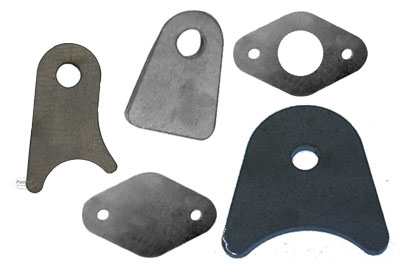 Mount Tabs, Plates & Flanges