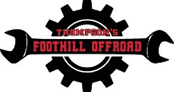 Thompsons Foothill Offroad Logo